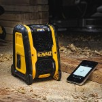 DCR006 Jobsite Bluetooth Speaker