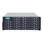 Infortrend EonStor DS 3024GT - High IOPS - hard drive array - 24 bays ( SAS-2 ) - iSCSI (1 GbE) (external) - rack-mountable - 4U DS3024GT2000F