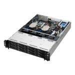 "RS520-E8-RS12-E - Server - rack-mountable - 2U - 2-way - RAM 0 MB - SATA/SAS - hot-swap 2.5"", 3.5"" - no HDD - AST2400 - GigE - monitor: none"