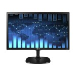 "LG Electronics 22MC57HQ-P - LED monitor - 22"" ( 21.5"" viewable ) - 1920 x 1080 Full HD - IPS - 250 cd/m2 - 1000:1 - 5 ms - HDMI, VGA - high glossy black, textured black 22MC57HQ-P"