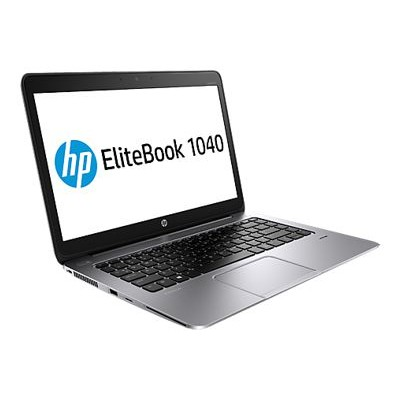 HP Smart Buy EliteBook Folio 1040 G2 Intel Core i5-5200U Dual-Core 2.20GHz Notebook PC - 4GB RAM, 128GB SSD, 14