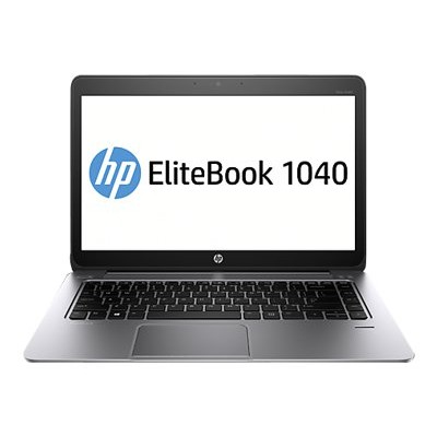 HP EliteBook Folio 1040 G2 Intel Core i5-5300U Dual-Core 2.30GHz Notebook PC - 8GB RAM, 180GB SSD, 14