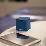 Sugarcube Mini-Portable Bluetooth Speaker - Blue
