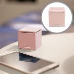 Sugarcube Mini-Portable Bluetooth Speaker - Pink