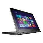 """ThinkPad Yoga 12 20DL - Ultrabook - Core i5 5200U / 2.2 GHz - Win 8.1 Pro 64-bit - 4 GB RAM - 500 GB HDD (16 GB SSD cache) - 12.5"""" IPS touchscreen 1366 x 768 (HD) - HD Graphics 5500 - Wi-Fi"""