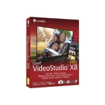 Corel VideoStudio Pro X8 - Box pack - 1 user - DVD ( mini-box ) - Win - Multilingual VSPRX8MLMBAM