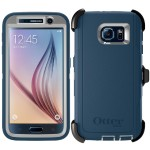 Defender Case for Samsung Galaxy S6 - Casual Blue