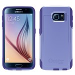 Commuter Case for Galaxy S6 - Purple Amethyst