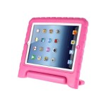 ArmorBox Kido - Back cover for tablet - silicone, polycarbonate - pink - for Apple iPad mini