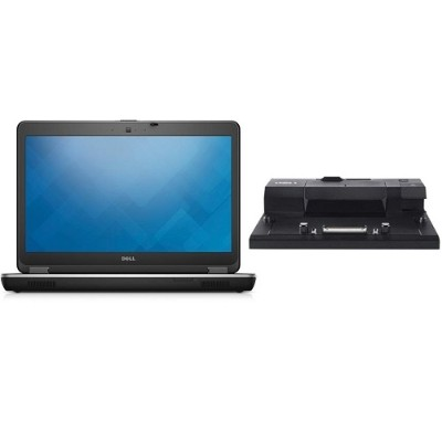 Dell Latitude E6440 Intel Core i5-4310M Dual-Core 2.70GHz Business Laptop - 8GB RAM, 180GB SSD, 14.0