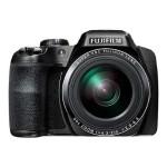 FinePix S9900W - Digital camera - High Definition - compact - 16.2 MP - 50 x optical zoom - Fujinon - Wi-Fi - black