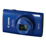 PowerShot ELPH 170 IS - Digital camera - High Definition - compact - 20.0 MP - 12 x optical zoom - blue