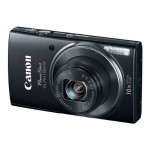Canon PowerShot ELPH 160 - Digital camera - High Definition - compact - 20.0 Mpix - 8 x optical zoom - black 0134C001