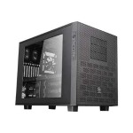Core X9 - Cube - extended ATX - no power supply (PS/2) - black - USB/Audio