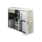 Supermicro SC742 I-450 - Tower - 4U 450 Watt - beige
