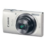 PowerShot ELPH 160 - Digital camera - High Definition - compact - 20.0 MP - 8 x optical zoom - white