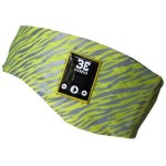 Party Band Bluetooth Headband - Lightning Yellow / Reflective Silver