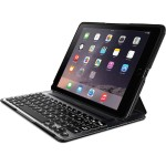 Belkin QODE Ultimate Pro Keyboard Case for iPad Air 2 - Black F5L176TTBLK