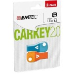 USB2.0 CarKey D300 8GB P2