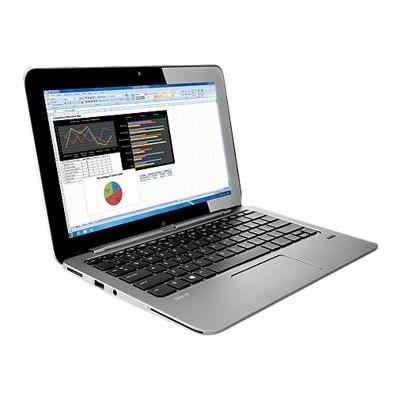 HPSmart Buy Elite x2 1011 G1 Intel Core M-5Y10c Dual-Core 0.8GHz Tablet with Powered Keyboard - 4GB RAM, 128GB SSD, 11.6