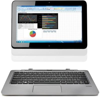 HPSmart Buy Elite x2 1011 G1 Intel Core M-5Y51 Dual-Core 1.10GHz Tablet with Powered Keyboard - 4GB RAM, 128GB SSD, 11.6