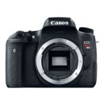 EOS Rebel T6s - Digital camera - SLR - 24.2 MP - 1080p - body only - Wi-Fi, NFC