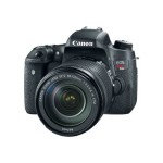 EOS Rebel T6s - Digital camera - SLR - 24.2 MP - 1080p - 7.5x optical zoom EF-S 18-135mm IS STM lens - Wi-Fi, NFC