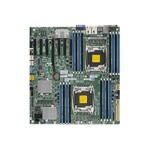 SUPERMICRO X10DRH-CT - Motherboard - extended ATX - LGA2011-v3 Socket - 2 CPUs supported - C612 - USB 3.0 - 2 x 10 Gigabit LAN - onboard graphics - for SC732 D4F-903B, i-865B; SC743 TQ-1200B; SC826 BE1C-R920LPB; SC835 TQ-R920B