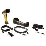 LS3578ER USB Kit Ext Range - Rugged Barcode Scanner