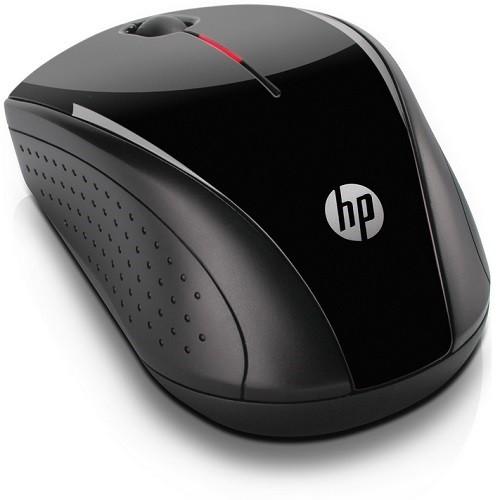 MacMall   HP Inc. X3000 Wireless Mouse - Black / Metallic ...