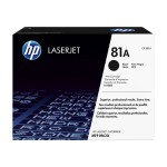 81A Black Original LaserJet Toner Cartridge