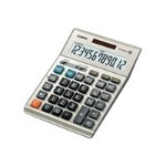 DM-1200BM - Desktop calculator - 12 digits - solar panel, battery