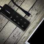 Sabrent 6-Port 35W (7 Amp) Family-Sized USB Charger for iPhone, iPad, Smartphone & Tablets AX-USB6