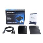 "BK-21OS2 - Storage enclosure - 2.5"" - SATA 3Gb/s - 300 MBps - USB 3.0"