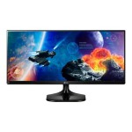 "25UM57-P - LED monitor - 25"" - 2560 x 1080 - IPS - 250 cd/m² - 5 ms - 2xHDMI"