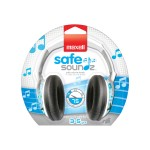 Safe Soundz Ages 3-5 - Headphones - full size - wired - blue