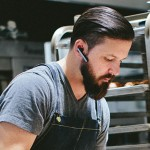 STEALTH UC - Headset - in-ear - Bluetooth - wireless - NFC - active noise canceling