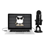 Blue Microphones Ultimate USB Microphone - Blackout Edition YETIBLACKOUT