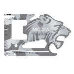 MOTA Ultimate Pocket Tool (18-in-1 Lion Head Credit Card Size Multi-tool) MT-PKTOL