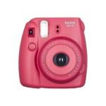 Instax Mini 8 - Instant camera - lens: 60 mm - raspberry