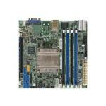 SUPERMICRO X10SDV-F - Motherboard - mini ITX - Intel Xeon D-1540 - USB 3.0 - 2 x Gigabit LAN - onboard graphics