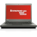 "Lenovo TopSeller ThinkPad T440p 20AN Intel Core i5-4210M Dual-Core 2.60GHz Notebook - 4GB RAM, 500GB HDD, 14"" HD LED, DVD Burner, Gigabit Ethernet, 802.11b/g/n, Bluetooth, Webcam, 6-cell Li-Ion 20AN00DEUS"