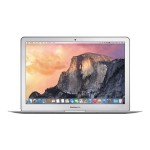 "Apple 13.3"" MacBook Air dual-core Intel Core i5 1.6GHz, Turbo Boost up to 2.7GHz, 4GB RAM, 128GB Flash Storage, Intel HD Graphics 6000, 802.11ac Wi-Fi, 12 Hour Battery Life, OS X El Capitan - Early 2015 MJVE2LL/A"
