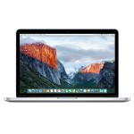"Apple 13.3"" MacBook Pro with Retina display, Dual-core Intel Core i7 3.1GHz (5th generation processor), 8GB RAM, 256GB PCIe-based flash storage, Intel Iris Graphics 6100, Two Thunderbolt 2 ports, 802.11ac Wi-Fi, 10 hours of battery life, Mac OS X El Capitan Z0QN-3.1-8-256-RTN"