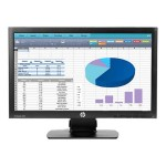 "ProDisplay P202 - LED monitor - 20"" - 1600 x 900 - TN - 250 cd/m² - 1000:1 - 5 ms - VGA, DisplayPort - black - promo"