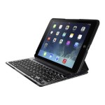 Belkin QODE Ultimate Pro Keyboard Case for iPad Air - Black F5L171TTBLK