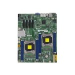 SUPERMICRO X10DRD-iT - Motherboard - extended ATX - LGA2011-v3 Socket - 2 CPUs supported - C612 - 2 x 10 Gigabit LAN - onboard graphics