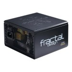 MetaCreations Integra M - Power supply (internal) - ATX12V 2.4/ EPS12V 2.92 - 80 PLUS Bronze - AC 100-240 V - 450 Watt - black FD-PSU-IN3B-450W