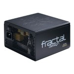 Integra M - Power supply (internal) - ATX12V 2.4/ EPS12V 2.92 - 80 PLUS Bronze - AC 100-240 V - 550 Watt - black