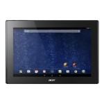 "Acer Iconia Tab 10 A3-A30 Intel Atom Z3735F Quad-Core 1.33GHz  Tablet PC - 2GB RAM, 16GB eMMC, 10.1"" LED TFT IPS Touch, 802.11b/g/n/ac, Bluetooth, NFC, Front and Rear Cameras, Lithium-Polymer NT.L9YAA.001"